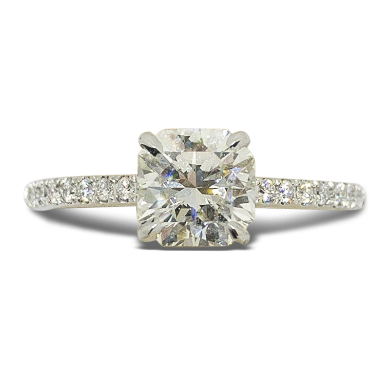 1.20ct. Elara Cut Engagement Ring