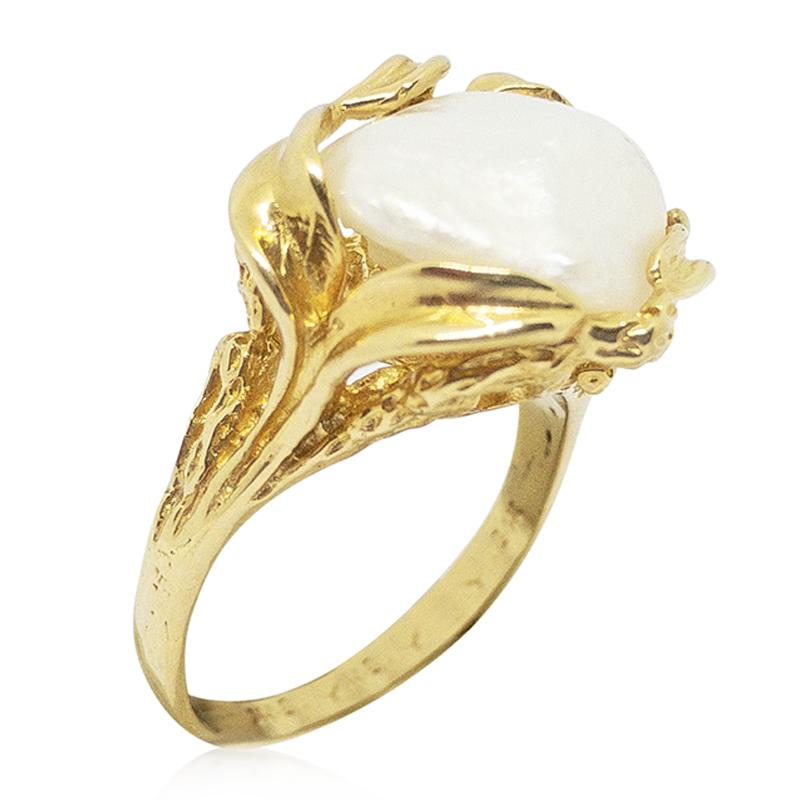 American Pearl Ring