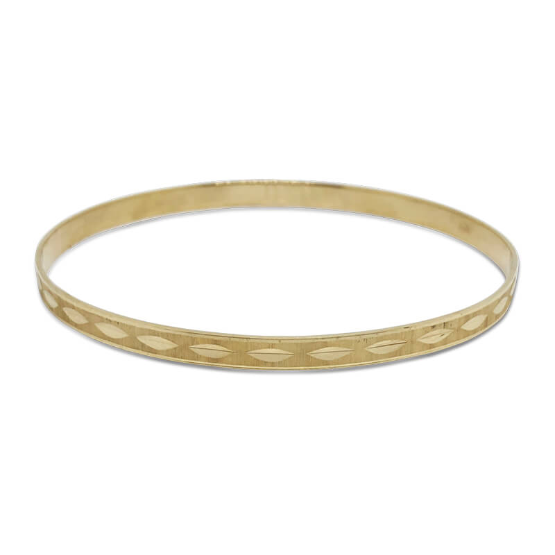 4.2mm Bangle Bracelet- Estate