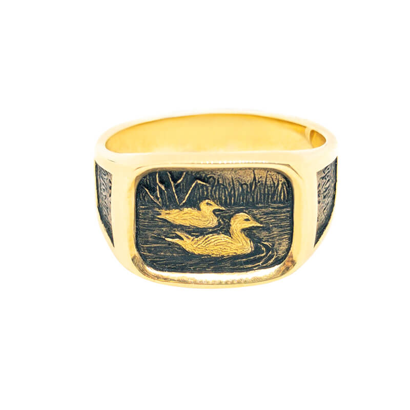 Duck Ring