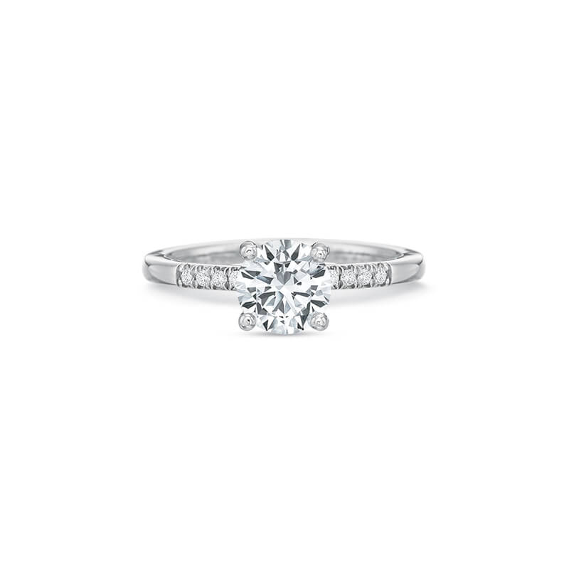 Diamond Solitaire Semi Mount