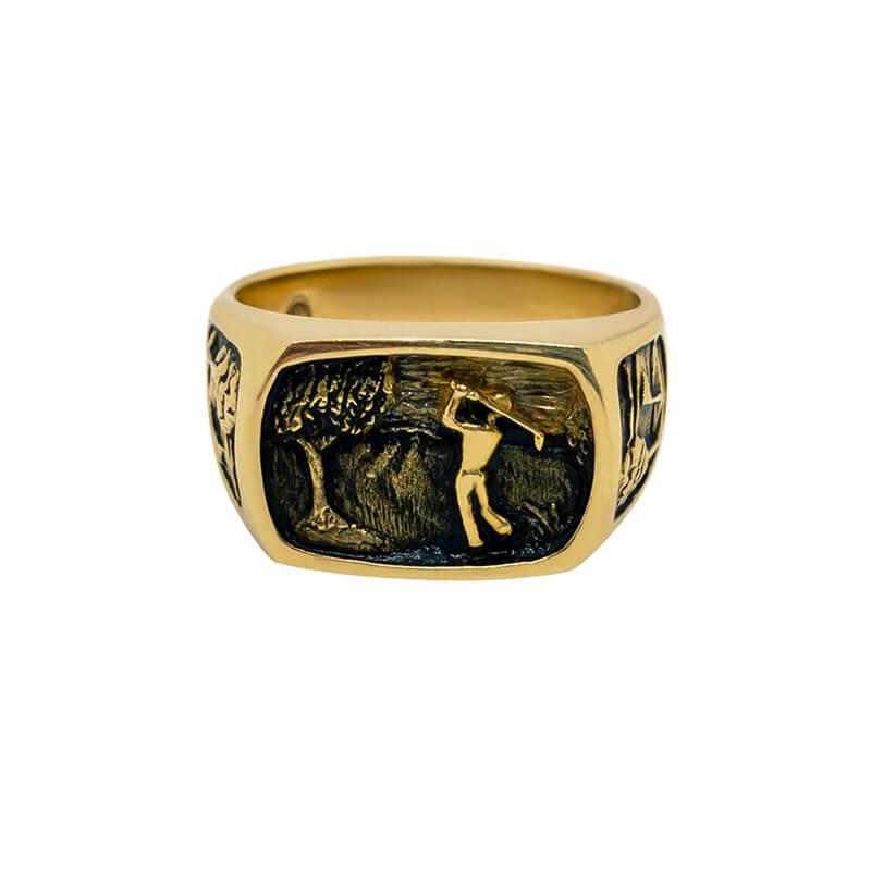 Golfer Ring
