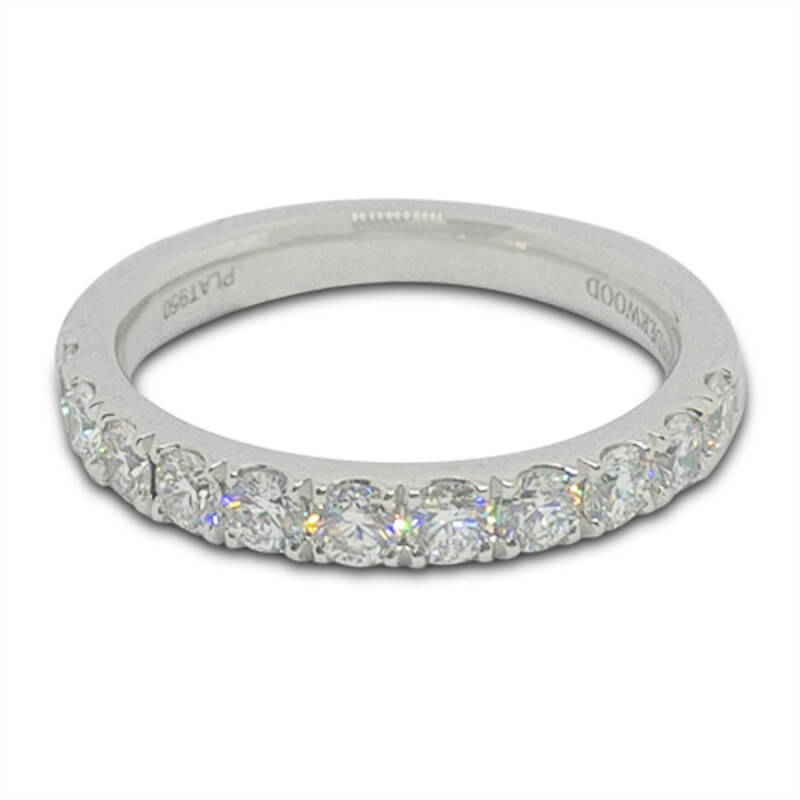 .75ct. Diamond Band