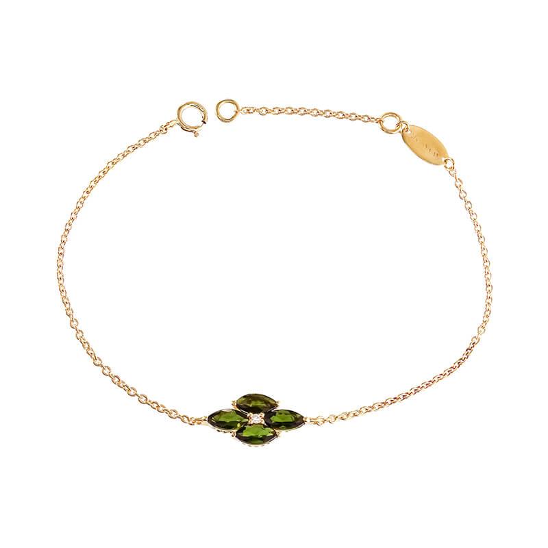 Palva Green Tourmaline Bracelet