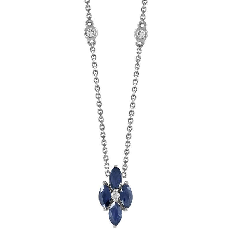 Palva Sapphire Pendant