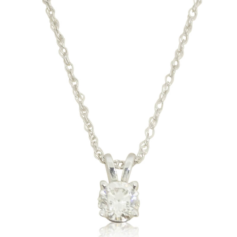 .46ct. Diamond Solitaire Pendant